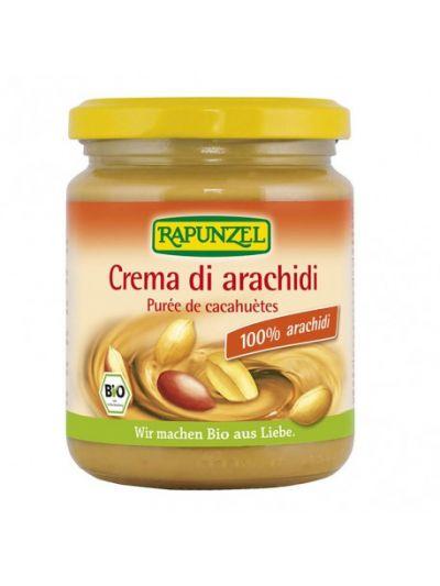Rapunzel Crema de Cacahuete bio 250gr