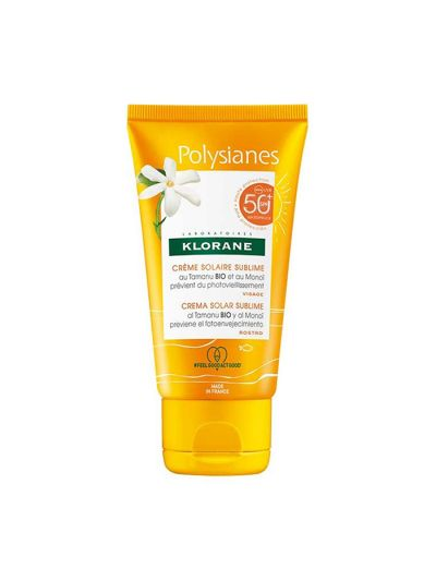 Polysianes Crema Solar Sublime Rostro SPF50 50ml
