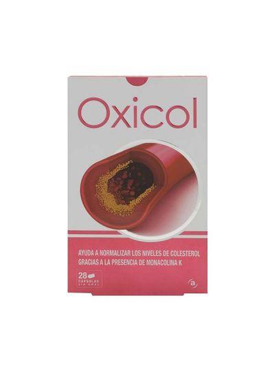 Oxicol 28 cápsulas