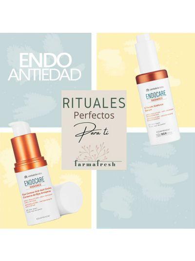 Ritual Antiedad Endocare Radiance Serum y Contorno De Ojos Antiox