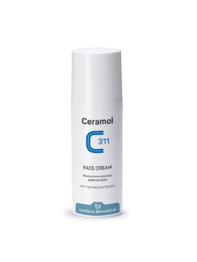 Unifarco Ceramol 311 Crema Facial 50ml