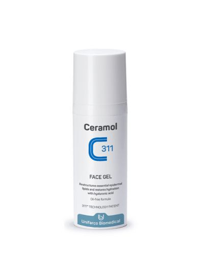 Unifarco Ceramol 311 Gel Facial 50ml
