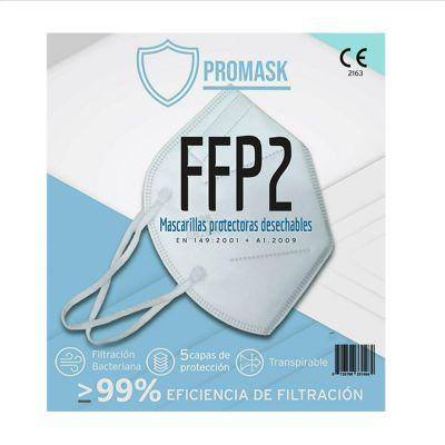 Mascarilla FFP2 Certificado CE