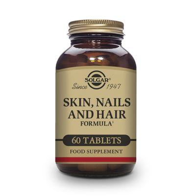 Solgar Skin Nail & Hair 60comp