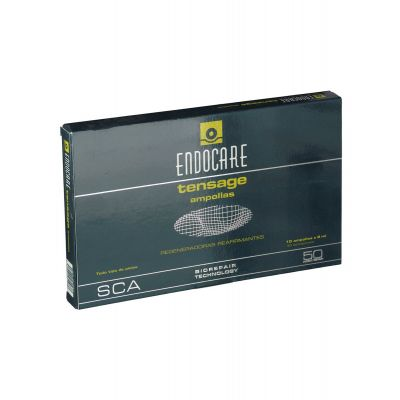 Endocare Tensage 10 ampollas
