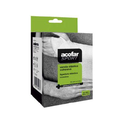 Acofar Sport Venda Elastica Cohesiva 4mx8cm