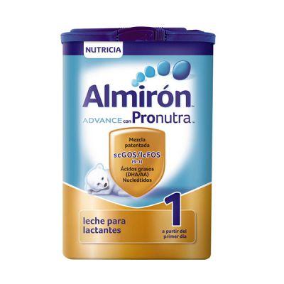 Almiron Advance  con Pronutra 1 Leche Inicio 800gr