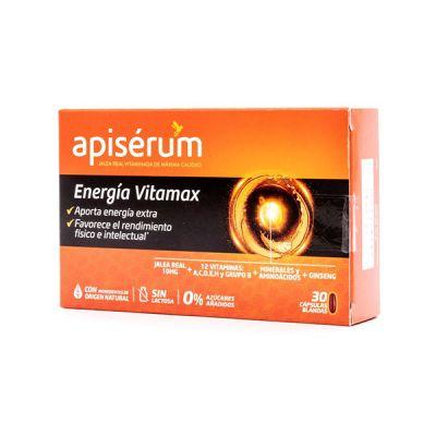 Apiserum Energia Vitamax 30 caps