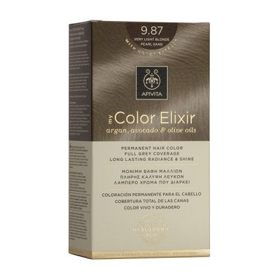 Apivita Tinte Rubio Muy Claro Perlado Intenso Color Elixir 9,87