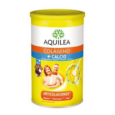 Aquilea Colágeno + Calcio Sabor Chocolate 496g