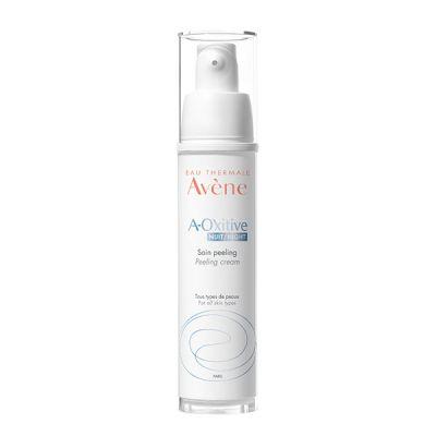 Avene A-Oxitive Aqua Crema Peeling Alisadora Noche 30ml