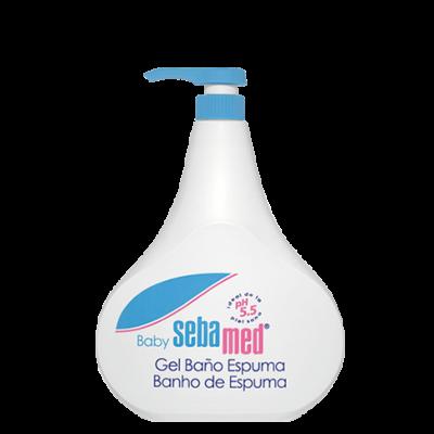 Baño de Espuma Baby Sebamed 1L