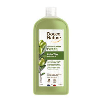 Biocop Douce Nature Champu y Gel Provence Aceite de Oliva de Provenza 1L