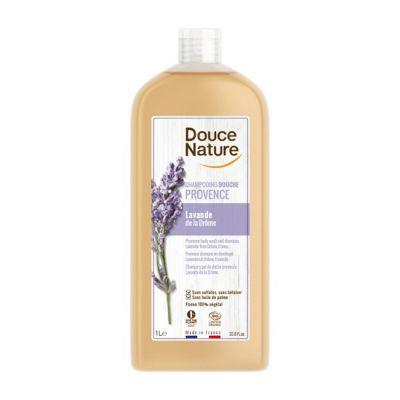 Biocop Douce Nature Champu y Gel Familiar Provence Lavanda de la Dróme 1L
