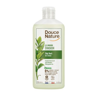 Biocop Douce Nature Champu y Gel Familiar Té Verde de China 250ml