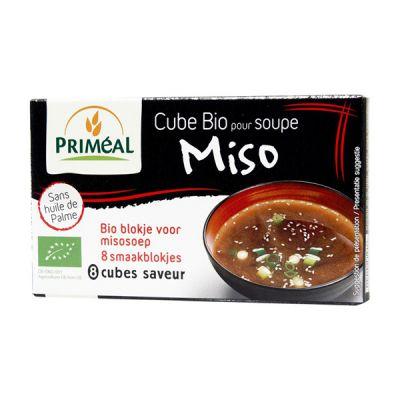Primeál Sopa Miso cubitos 8x10g
