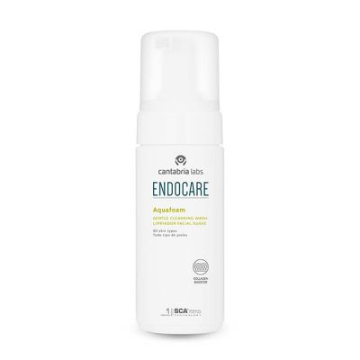 Endocare Essential Aquafoam Espuma Facial Limpiadora 125ml