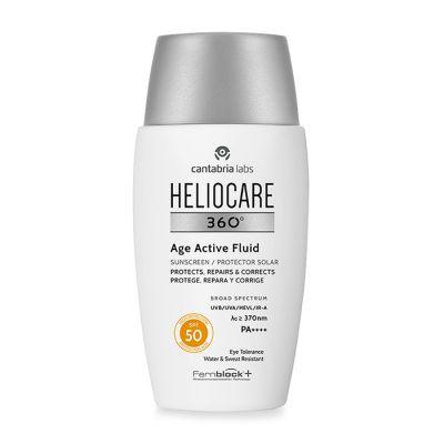 Heliocara 360 Age Active Fluid SPF50