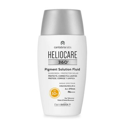 Heliocara 360 Pigment Solution Fluid SPF50