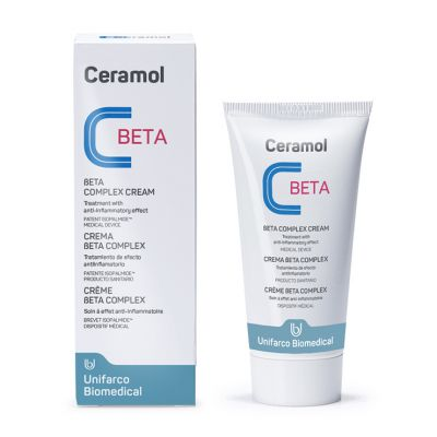 Unifarco Ceramol C Beta Crema Complex 50ml