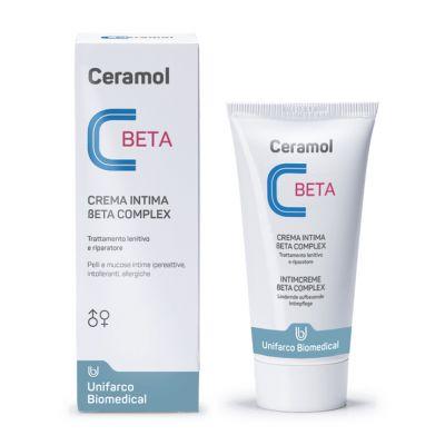 Ceramol Crema Intima Beta Complex 50m