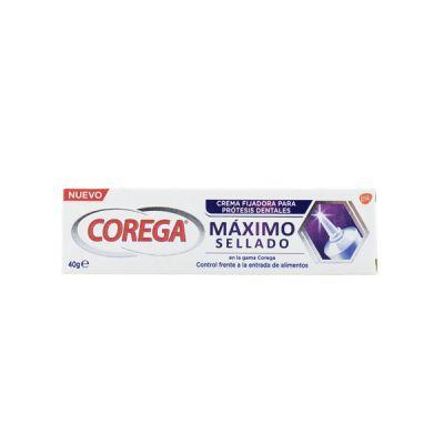 Corega Crema Máximo Sellado 40 gr