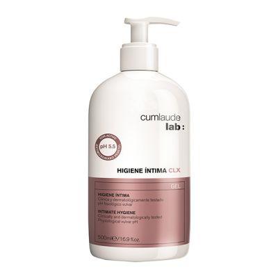 Cumlaude Higiene Íntima Clx Gel 500ml