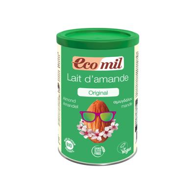 Ecomil Leche de Almendra Bio 400gr
