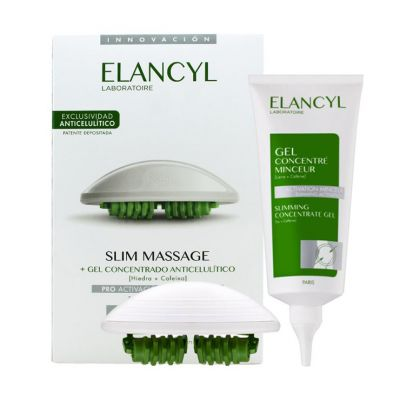 Elancyl Slim Massage + Gel Concentrado Anticelulitico 200ml