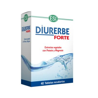 ESI Diurerbe Forte 40 Tabletas
