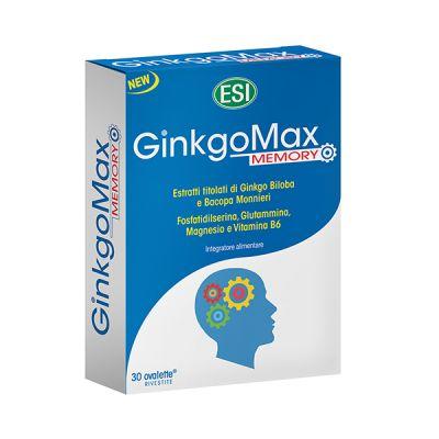 ESI GingoMax Memory 30 Tabletas
