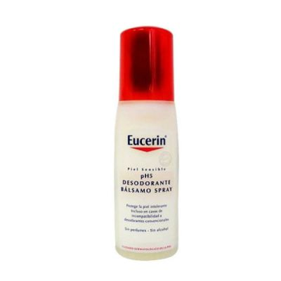 Eucerin Desodorante Bálsamo Spray pH5 Piel Sensible 75ml