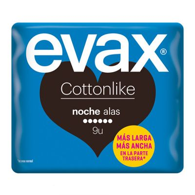 Evax Cottonlike Noche Alas 9und