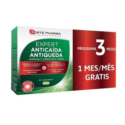Forte Pharma Expert Anticaída Intensa 90 Comprimidos