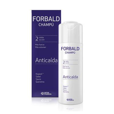 Champú Forbald Anticaida 250ml