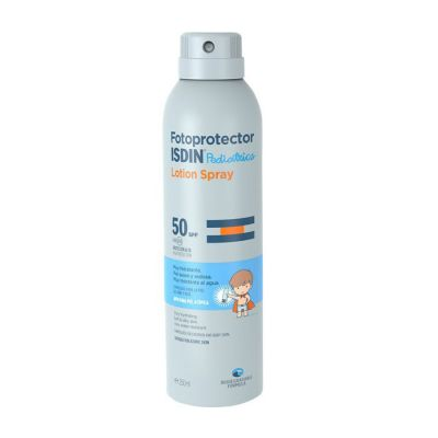 Isdin Pediatrics Loción Spray Spf 50 250ml