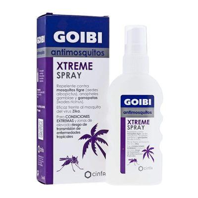 Goibi Cinfa  Antimosquitos Xtreme Spray 75ml