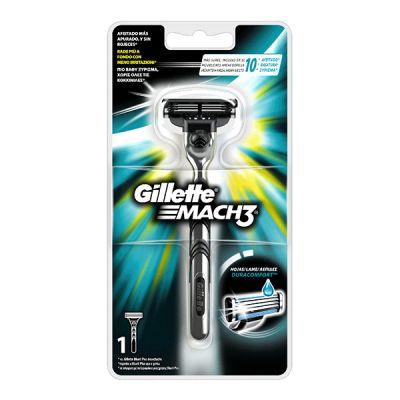 Gillette Mach 3 Turbo 1und