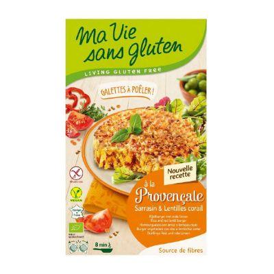 Hamburguesa Vegana Tomate Lenteja Roja 2x100g Ma Vie Sans