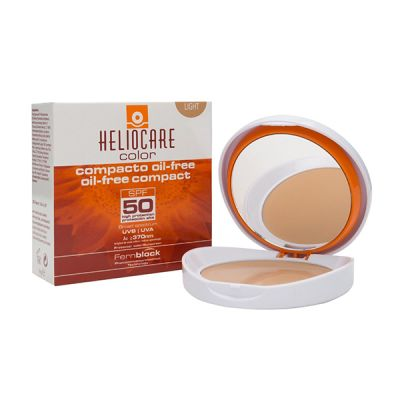 HELIOCARE Color Compacto Oil-Free Light SPF 50 10g