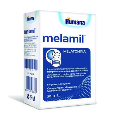 Humana Melatonina Melamil