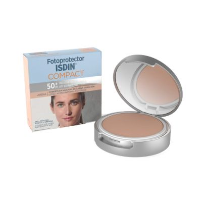 Isdin Fotoprotector Maquillaje Compact Arena SPF 50+