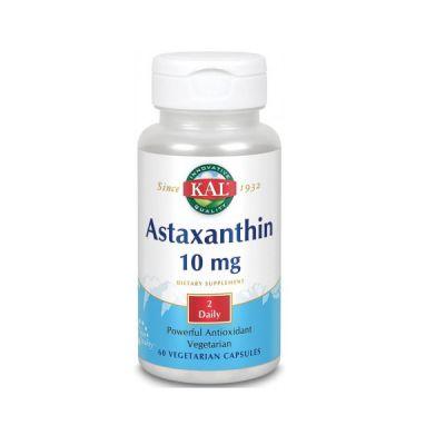Kal Since 1932 Astaxanthin 10mg 60caps