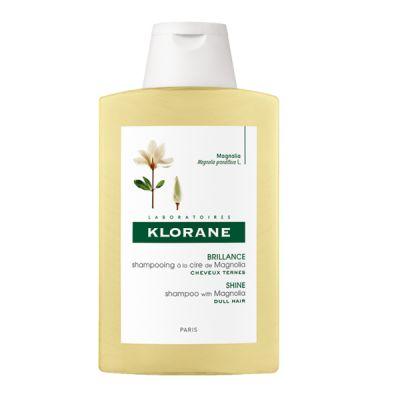 Klorane Champú a la Cera de Magnolia 200 ml
