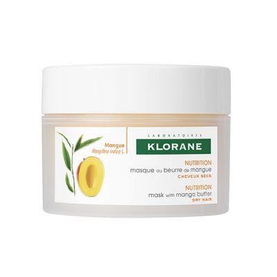 Klorane Mascarilla Reparadora con Manteca de Mango 150ml