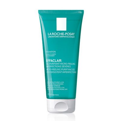 Effaclar Gel Purificante Micro-Exfoliante Cuerpo y Rostro Imperfecciones Severas 200ml