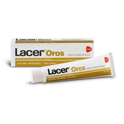 Lacer Oros Pasta Dentífrica 125ml