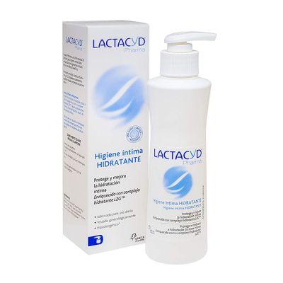 Lactacyd Higiene Intima Hidratante 250ml