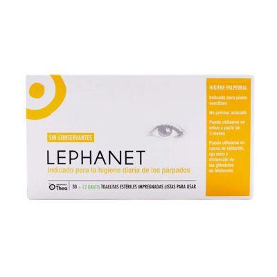 Lephanet Toallitas Impregnadas 30 und