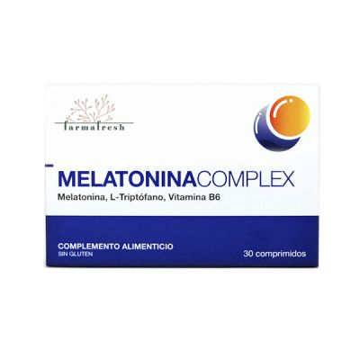 MelatoninaComplex 30 comp